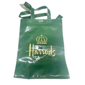 NWT Harrods shopping tote